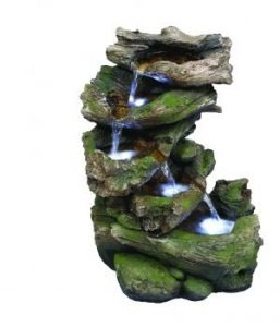 WATERORNAMENT VIRGINIA DRIFTWOOD FALLS (159.00 EUR)