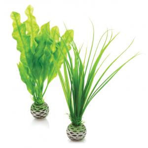 BiOrb planten klein groen aquarium decoratie (9.95 EUR)