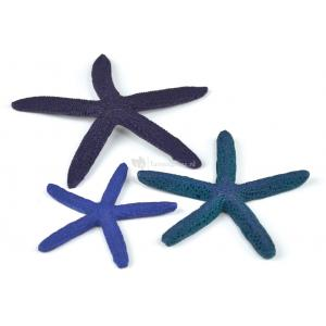 BiOrb zeester set 3 blauw aquarium decoratie (10.95 EUR)