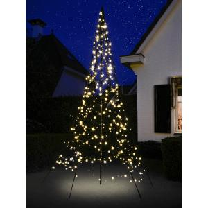 Fairybell licht kerstboom 300 cm 360 led warmwit met mast (249.00EUR)