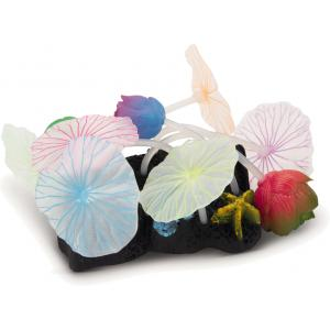 Lotusbloem glow in the dark multi aquarium decoratie (13.99 EUR)