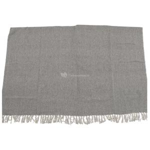 Plaid beige/zwart (14.95 EUR)